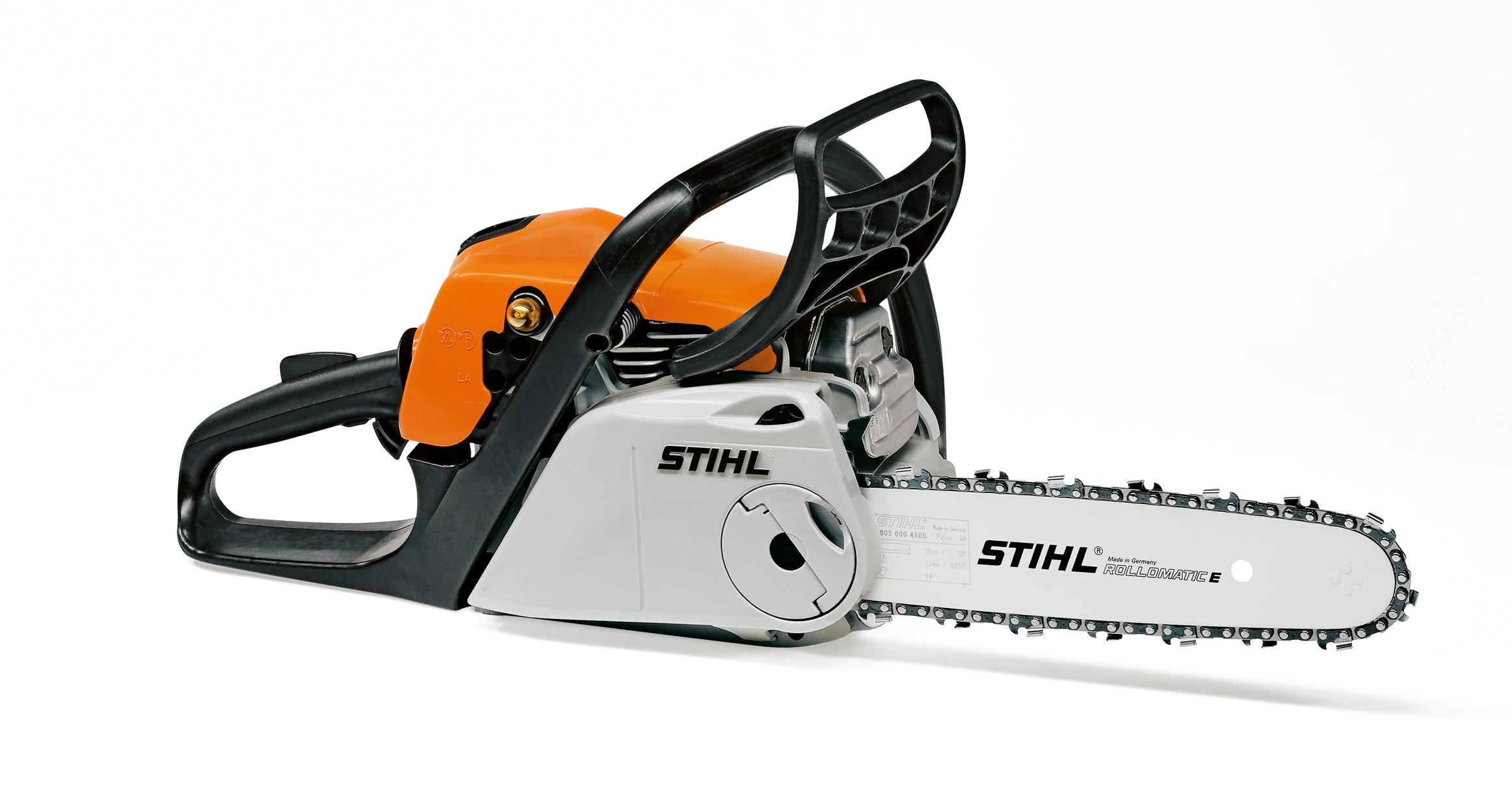 Stihl has neighbours green with envy stihl - Stihl ms 181 ...