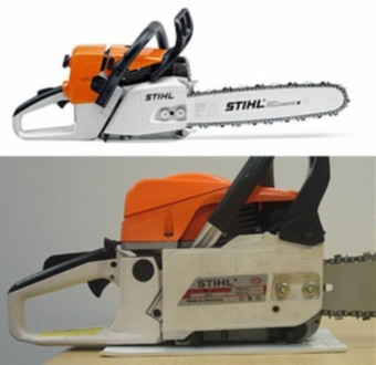 Your local STIHL dealer can identify whether your saw is a genuine STIHL chainsaw and in doing so, protect you from a dangerous fake.