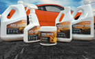 New STIHL cleaning products