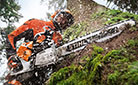 New MS 500i Chainsaw for professionals