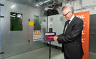 Commitment to sustainability and environmental protection: STIHL inaugurates combined heat and power station