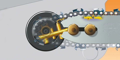 STIHL Ematic-System