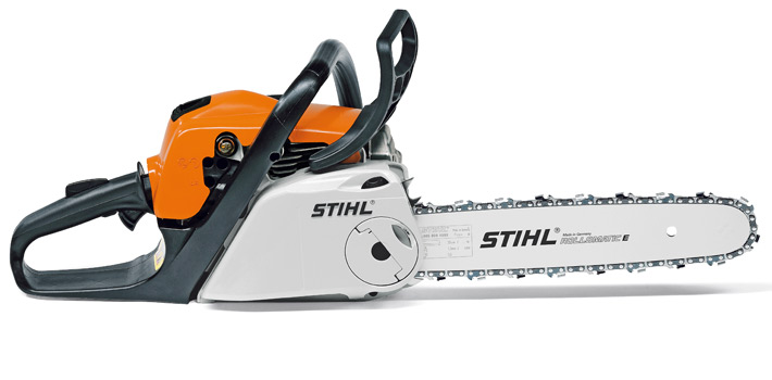 Ms 211 c be miniboss chainsaw with chain quick - Stihl ms 211 ...